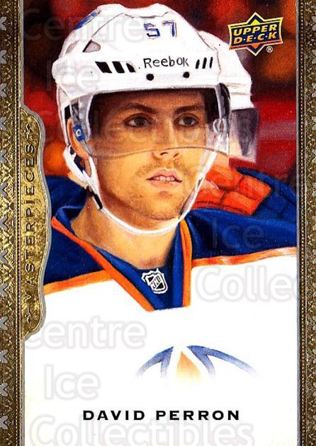 2014-15 UD Masterpieces #71 David Perron<br/>5 In Stock - $2.00 each - <a href=https://centericecollectibles.foxycart.com/cart?name=2014-15%20UD%20Masterpieces%20%2371%20David%20Perron...&quantity_max=5&price=$2.00&code=691298 class=foxycart> Buy it now! </a>