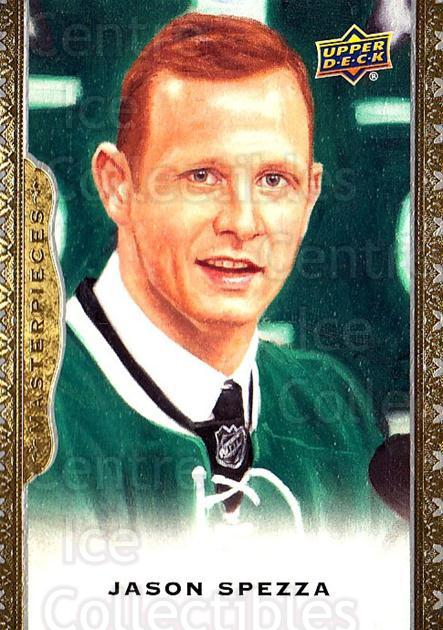 2014-15 UD Masterpieces #72 Jason Spezza<br/>5 In Stock - $2.00 each - <a href=https://centericecollectibles.foxycart.com/cart?name=2014-15%20UD%20Masterpieces%20%2372%20Jason%20Spezza...&quantity_max=5&price=$2.00&code=691299 class=foxycart> Buy it now! </a>