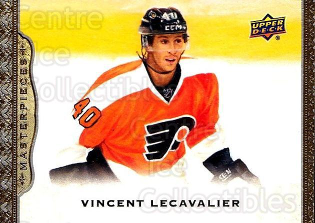 2014-15 UD Masterpieces #78 Vincent Lecavalier<br/>5 In Stock - $2.00 each - <a href=https://centericecollectibles.foxycart.com/cart?name=2014-15%20UD%20Masterpieces%20%2378%20Vincent%20Lecaval...&quantity_max=5&price=$2.00&code=691305 class=foxycart> Buy it now! </a>