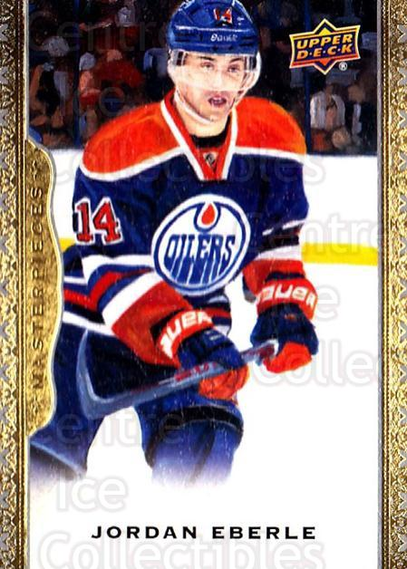 2014-15 UD Masterpieces #113 Jordan Eberle<br/>3 In Stock - $3.00 each - <a href=https://centericecollectibles.foxycart.com/cart?name=2014-15%20UD%20Masterpieces%20%23113%20Jordan%20Eberle...&quantity_max=3&price=$3.00&code=691340 class=foxycart> Buy it now! </a>
