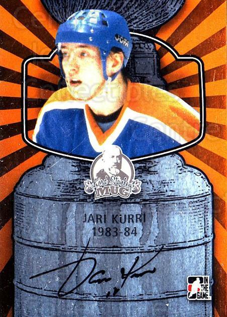 2013-14 ITG Lord Stanley's Mug Auto #AJK1 Jari Kurri<br/>1 In Stock - $20.00 each - <a href=https://centericecollectibles.foxycart.com/cart?name=2013-14%20ITG%20Lord%20Stanley's%20Mug%20Auto%20%23AJK1%20Jari%20Kurri...&quantity_max=1&price=$20.00&code=691967 class=foxycart> Buy it now! </a>
