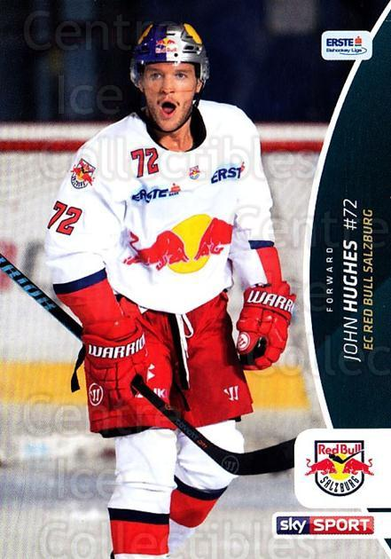 2016-17 Erste Bank Eishockey Liga EBEL #2 John Hughes<br/>3 In Stock - $2.00 each - <a href=https://centericecollectibles.foxycart.com/cart?name=2016-17%20Erste%20Bank%20Eishockey%20Liga%20EBEL%20%232%20John%20Hughes...&quantity_max=3&price=$2.00&code=692104 class=foxycart> Buy it now! </a>