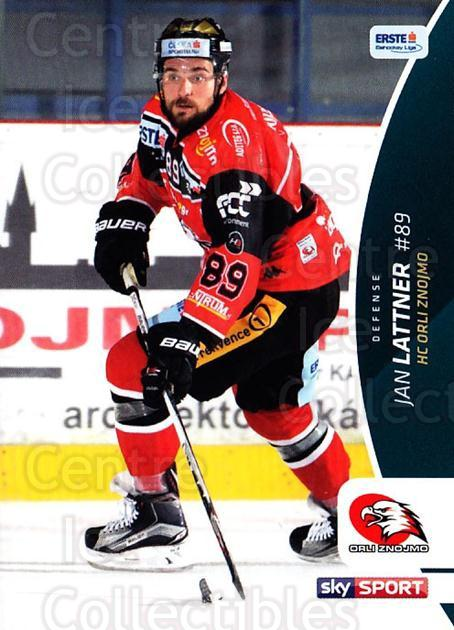 2016-17 Erste Bank Eishockey Liga EBEL #16 Jan Lattner<br/>4 In Stock - $2.00 each - <a href=https://centericecollectibles.foxycart.com/cart?name=2016-17%20Erste%20Bank%20Eishockey%20Liga%20EBEL%20%2316%20Jan%20Lattner...&quantity_max=4&price=$2.00&code=692118 class=foxycart> Buy it now! </a>