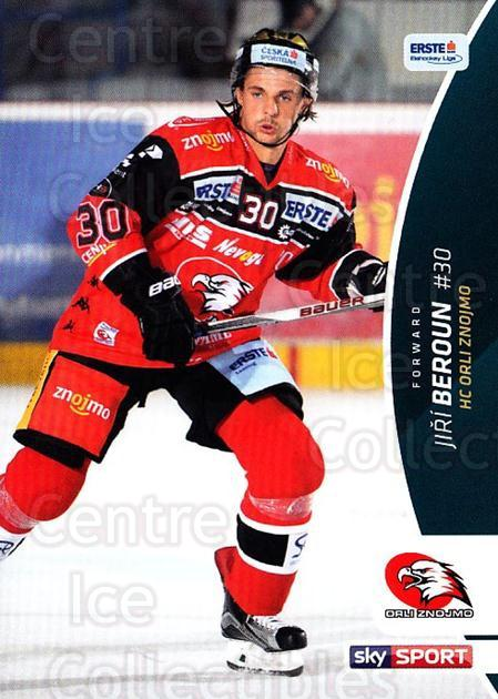 2016-17 Erste Bank Eishockey Liga EBEL #21 Jiri Beroun<br/>3 In Stock - $2.00 each - <a href=https://centericecollectibles.foxycart.com/cart?name=2016-17%20Erste%20Bank%20Eishockey%20Liga%20EBEL%20%2321%20Jiri%20Beroun...&quantity_max=3&price=$2.00&code=692123 class=foxycart> Buy it now! </a>