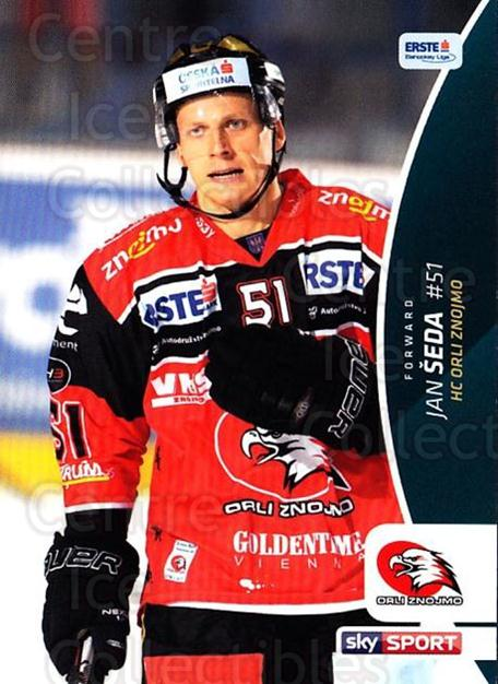 2016-17 Erste Bank Eishockey Liga EBEL #23 Jan Seda<br/>4 In Stock - $2.00 each - <a href=https://centericecollectibles.foxycart.com/cart?name=2016-17%20Erste%20Bank%20Eishockey%20Liga%20EBEL%20%2323%20Jan%20Seda...&quantity_max=4&price=$2.00&code=692125 class=foxycart> Buy it now! </a>