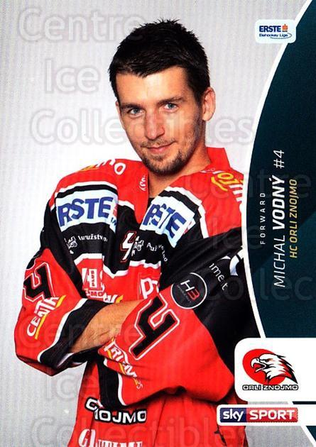 2016-17 Erste Bank Eishockey Liga EBEL #25 Michal Vodny<br/>3 In Stock - $2.00 each - <a href=https://centericecollectibles.foxycart.com/cart?name=2016-17%20Erste%20Bank%20Eishockey%20Liga%20EBEL%20%2325%20Michal%20Vodny...&quantity_max=3&price=$2.00&code=692127 class=foxycart> Buy it now! </a>