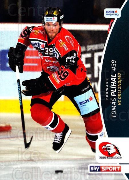 2016-17 Erste Bank Eishockey Liga EBEL #217 Tomas Plihal<br/>1 In Stock - $2.00 each - <a href=https://centericecollectibles.foxycart.com/cart?name=2016-17%20Erste%20Bank%20Eishockey%20Liga%20EBEL%20%23217%20Tomas%20Plihal...&quantity_max=1&price=$2.00&code=692319 class=foxycart> Buy it now! </a>