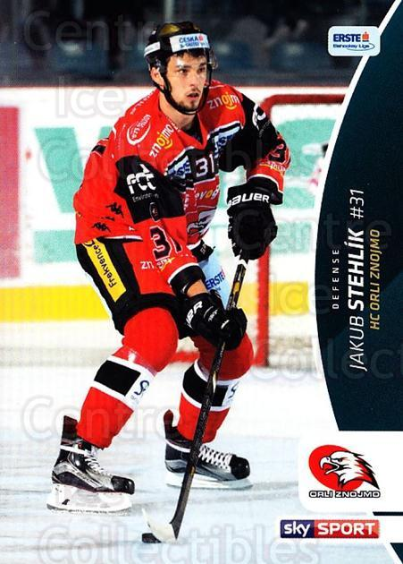 2016-17 Erste Bank Eishockey Liga EBEL #220 Jakub Stehlik<br/>4 In Stock - $2.00 each - <a href=https://centericecollectibles.foxycart.com/cart?name=2016-17%20Erste%20Bank%20Eishockey%20Liga%20EBEL%20%23220%20Jakub%20Stehlik...&quantity_max=4&price=$2.00&code=692322 class=foxycart> Buy it now! </a>
