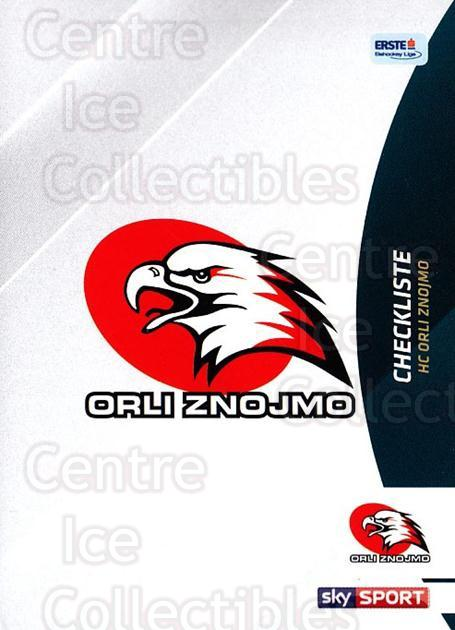 2016-17 Erste Bank Eishockey Liga EBEL #231 Checklist<br/>3 In Stock - $2.00 each - <a href=https://centericecollectibles.foxycart.com/cart?name=2016-17%20Erste%20Bank%20Eishockey%20Liga%20EBEL%20%23231%20Checklist...&quantity_max=3&price=$2.00&code=692333 class=foxycart> Buy it now! </a>