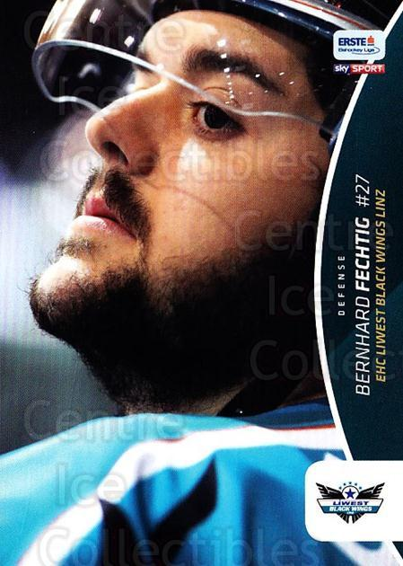 2016-17 Erste Bank Eishockey Liga EBEL #236 Bernhard Fechtig<br/>4 In Stock - $2.00 each - <a href=https://centericecollectibles.foxycart.com/cart?name=2016-17%20Erste%20Bank%20Eishockey%20Liga%20EBEL%20%23236%20Bernhard%20Fechti...&quantity_max=4&price=$2.00&code=692338 class=foxycart> Buy it now! </a>