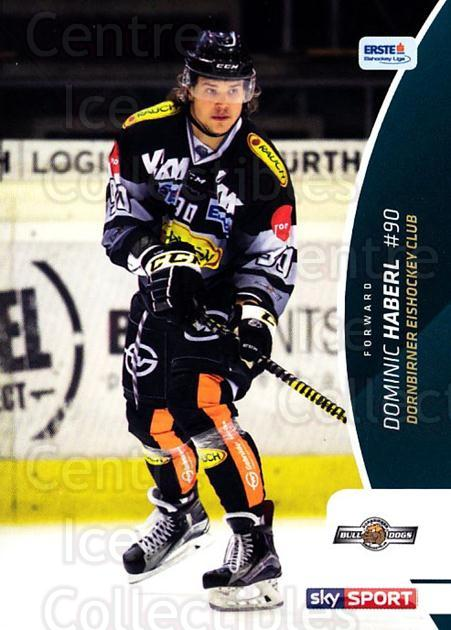 2016-17 Erste Bank Eishockey Liga EBEL #292 Dominic Haberl<br/>3 In Stock - $2.00 each - <a href=https://centericecollectibles.foxycart.com/cart?name=2016-17%20Erste%20Bank%20Eishockey%20Liga%20EBEL%20%23292%20Dominic%20Haberl...&quantity_max=3&price=$2.00&code=692394 class=foxycart> Buy it now! </a>