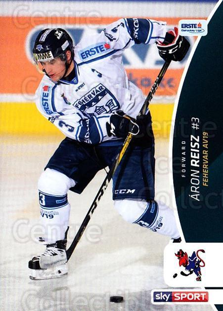 2016-17 Erste Bank Eishockey Liga EBEL #334 Aron Reisz<br/>3 In Stock - $2.00 each - <a href=https://centericecollectibles.foxycart.com/cart?name=2016-17%20Erste%20Bank%20Eishockey%20Liga%20EBEL%20%23334%20Aron%20Reisz...&quantity_max=3&price=$2.00&code=692436 class=foxycart> Buy it now! </a>