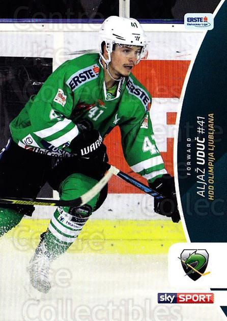 2016-17 Erste Bank Eishockey Liga EBEL #364 Aljaz Uduc<br/>4 In Stock - $2.00 each - <a href=https://centericecollectibles.foxycart.com/cart?name=2016-17%20Erste%20Bank%20Eishockey%20Liga%20EBEL%20%23364%20Aljaz%20Uduc...&quantity_max=4&price=$2.00&code=692466 class=foxycart> Buy it now! </a>