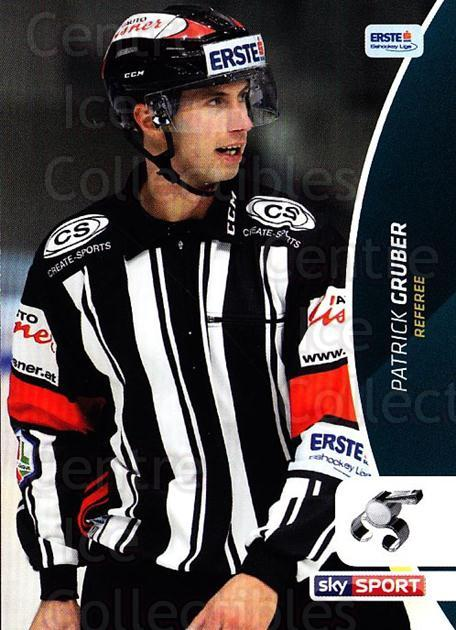 2016-17 Erste Bank Eishockey Liga EBEL #384 Patrick Gruber<br/>3 In Stock - $2.00 each - <a href=https://centericecollectibles.foxycart.com/cart?name=2016-17%20Erste%20Bank%20Eishockey%20Liga%20EBEL%20%23384%20Patrick%20Gruber...&quantity_max=3&price=$2.00&code=692486 class=foxycart> Buy it now! </a>