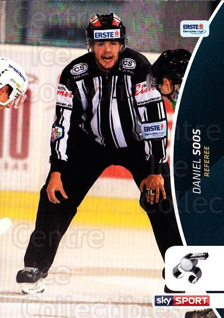 2016-17 Erste Bank Eishockey Liga EBEL #389 Daniel Soos<br/>3 In Stock - $2.00 each - <a href=https://centericecollectibles.foxycart.com/cart?name=2016-17%20Erste%20Bank%20Eishockey%20Liga%20EBEL%20%23389%20Daniel%20Soos...&quantity_max=3&price=$2.00&code=692491 class=foxycart> Buy it now! </a>