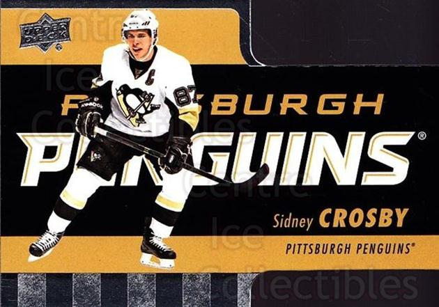 2015-16 Tim Hortons Die Cuts #11 Sidney Crosby<br/>11 In Stock - $3.00 each - <a href=https://centericecollectibles.foxycart.com/cart?name=2015-16%20Tim%20Hortons%20Die%20Cuts%20%2311%20Sidney%20Crosby...&quantity_max=11&price=$3.00&code=692742 class=foxycart> Buy it now! </a>