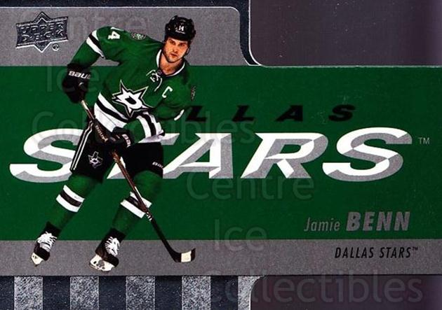 2015-16 Tim Hortons Die Cuts #15 Jamie Benn<br/>18 In Stock - $2.00 each - <a href=https://centericecollectibles.foxycart.com/cart?name=2015-16%20Tim%20Hortons%20Die%20Cuts%20%2315%20Jamie%20Benn...&quantity_max=18&price=$2.00&code=692746 class=foxycart> Buy it now! </a>