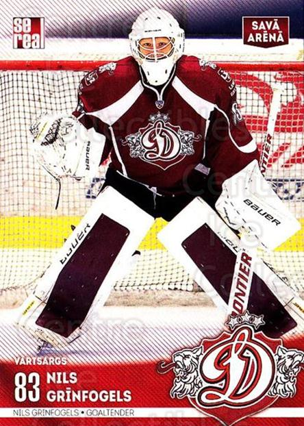 2015-16 Russian KHL Dinamo Riga #H03 Nils Grinfogels<br/>1 In Stock - $3.00 each - <a href=https://centericecollectibles.foxycart.com/cart?name=2015-16%20Russian%20KHL%20Dinamo%20Riga%20%23H03%20Nils%20Grinfogels...&price=$3.00&code=692768 class=foxycart> Buy it now! </a>
