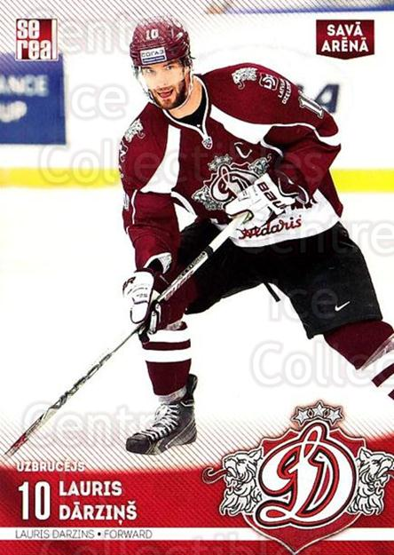 2015-16 Russian KHL Dinamo Riga #H17 Lauris Darzins<br/>1 In Stock - $3.00 each - <a href=https://centericecollectibles.foxycart.com/cart?name=2015-16%20Russian%20KHL%20Dinamo%20Riga%20%23H17%20Lauris%20Darzins...&price=$3.00&code=692782 class=foxycart> Buy it now! </a>