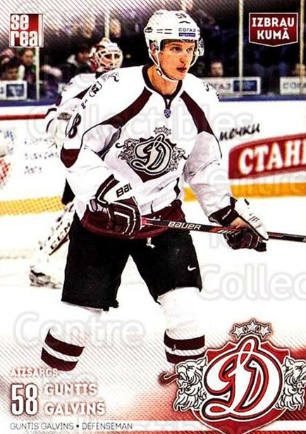 2015-16 Russian KHL Dinamo Riga #A04 Guntis Galvins<br/>1 In Stock - $3.00 each - <a href=https://centericecollectibles.foxycart.com/cart?name=2015-16%20Russian%20KHL%20Dinamo%20Riga%20%23A04%20Guntis%20Galvins...&price=$3.00&code=692811 class=foxycart> Buy it now! </a>