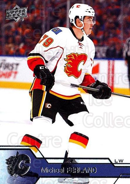2016-17 Upper Deck #283 Micheal Ferland<br/>8 In Stock - $1.00 each - <a href=https://centericecollectibles.foxycart.com/cart?name=2016-17%20Upper%20Deck%20%23283%20Micheal%20Ferland...&quantity_max=8&price=$1.00&code=692987 class=foxycart> Buy it now! </a>