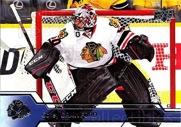2016-17 Upper Deck #290 Corey Crawford<br/>12 In Stock - $1.00 each - <a href=https://centericecollectibles.foxycart.com/cart?name=2016-17%20Upper%20Deck%20%23290%20Corey%20Crawford...&quantity_max=12&price=$1.00&code=692994 class=foxycart> Buy it now! </a>
