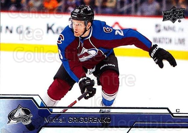 2016-17 Upper Deck #297 Mikhail Grigorenko<br/>12 In Stock - $1.00 each - <a href=https://centericecollectibles.foxycart.com/cart?name=2016-17%20Upper%20Deck%20%23297%20Mikhail%20Grigore...&quantity_max=12&price=$1.00&code=693001 class=foxycart> Buy it now! </a>