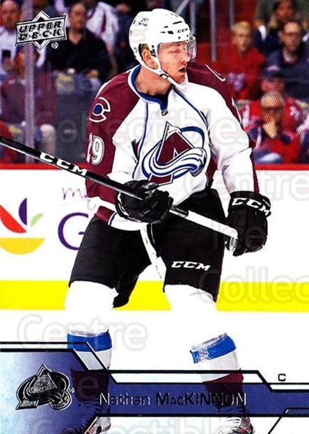 2016-17 Upper Deck #298 Nathan MacKinnon<br/>11 In Stock - $2.00 each - <a href=https://centericecollectibles.foxycart.com/cart?name=2016-17%20Upper%20Deck%20%23298%20Nathan%20MacKinno...&quantity_max=11&price=$2.00&code=693002 class=foxycart> Buy it now! </a>