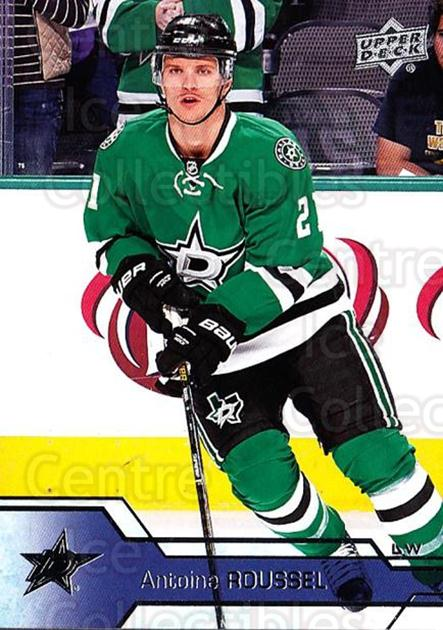 2016-17 Upper Deck #314 Antoine Roussel<br/>12 In Stock - $1.00 each - <a href=https://centericecollectibles.foxycart.com/cart?name=2016-17%20Upper%20Deck%20%23314%20Antoine%20Roussel...&quantity_max=12&price=$1.00&code=693018 class=foxycart> Buy it now! </a>