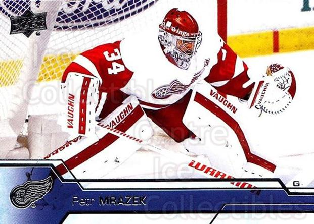 2016-17 Upper Deck #315 Petr Mrazek<br/>11 In Stock - $1.00 each - <a href=https://centericecollectibles.foxycart.com/cart?name=2016-17%20Upper%20Deck%20%23315%20Petr%20Mrazek...&quantity_max=11&price=$1.00&code=693019 class=foxycart> Buy it now! </a>
