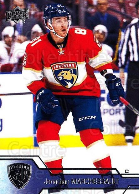 2016-17 Upper Deck #331 Jonathan Marchessault<br/>8 In Stock - $1.00 each - <a href=https://centericecollectibles.foxycart.com/cart?name=2016-17%20Upper%20Deck%20%23331%20Jonathan%20Marche...&quantity_max=8&price=$1.00&code=693035 class=foxycart> Buy it now! </a>
