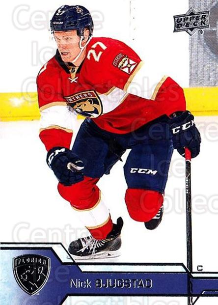 2016-17 Upper Deck #333 Nick Bjugstad<br/>11 In Stock - $1.00 each - <a href=https://centericecollectibles.foxycart.com/cart?name=2016-17%20Upper%20Deck%20%23333%20Nick%20Bjugstad...&quantity_max=11&price=$1.00&code=693037 class=foxycart> Buy it now! </a>
