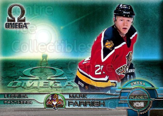 1998-99 Omega Planet Ice #4 Mark Parrish<br/>3 In Stock - $3.00 each - <a href=https://centericecollectibles.foxycart.com/cart?name=1998-99%20Omega%20Planet%20Ice%20%234%20Mark%20Parrish...&quantity_max=3&price=$3.00&code=69303 class=foxycart> Buy it now! </a>