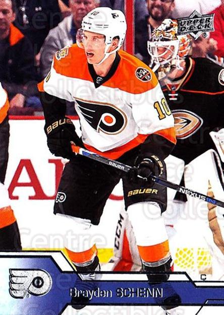 2016-17 Upper Deck #387 Brayden Schenn<br/>10 In Stock - $1.00 each - <a href=https://centericecollectibles.foxycart.com/cart?name=2016-17%20Upper%20Deck%20%23387%20Brayden%20Schenn...&quantity_max=10&price=$1.00&code=693091 class=foxycart> Buy it now! </a>