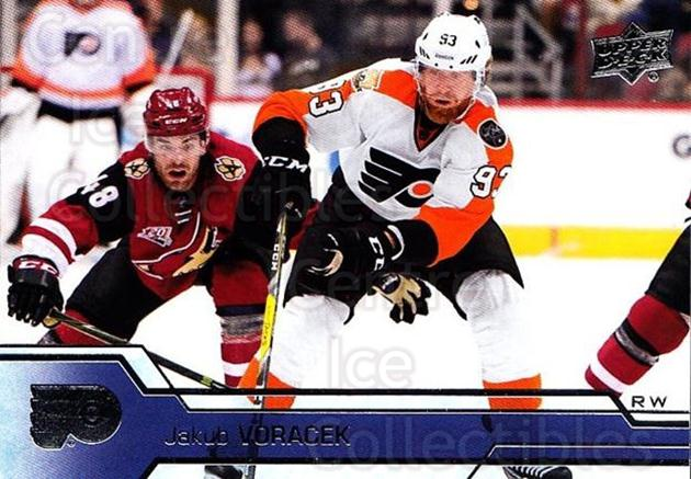 2016-17 Upper Deck #388 Jakub Voracek<br/>10 In Stock - $1.00 each - <a href=https://centericecollectibles.foxycart.com/cart?name=2016-17%20Upper%20Deck%20%23388%20Jakub%20Voracek...&quantity_max=10&price=$1.00&code=693092 class=foxycart> Buy it now! </a>