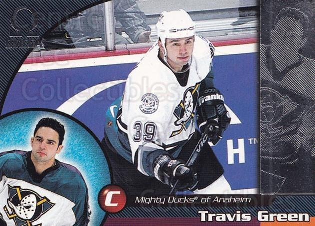 1998-99 Omega #1 Travis Green<br/>4 In Stock - $1.00 each - <a href=https://centericecollectibles.foxycart.com/cart?name=1998-99%20Omega%20%231%20Travis%20Green...&quantity_max=4&price=$1.00&code=69331 class=foxycart> Buy it now! </a>
