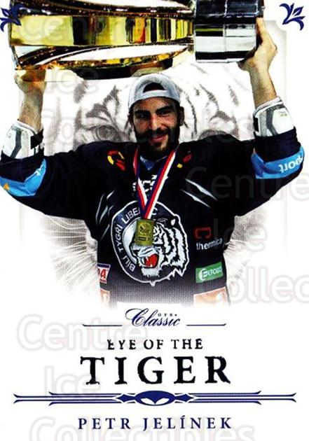 2016-17 Czech Bili Tygri Liberec Champions #20 Petr Jelinek<br/>1 In Stock - $3.00 each - <a href=https://centericecollectibles.foxycart.com/cart?name=2016-17%20Czech%20Bili%20Tygri%20Liberec%20Champions%20%2320%20Petr%20Jelinek...&price=$3.00&code=693847 class=foxycart> Buy it now! </a>