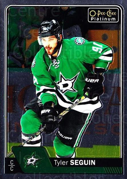 2016-17 O-Pee-Chee Platinum #2 Tyler Seguin<br/>3 In Stock - $1.00 each - <a href=https://centericecollectibles.foxycart.com/cart?name=2016-17%20O-Pee-Chee%20Platinum%20%232%20Tyler%20Seguin...&quantity_max=3&price=$1.00&code=693995 class=foxycart> Buy it now! </a>