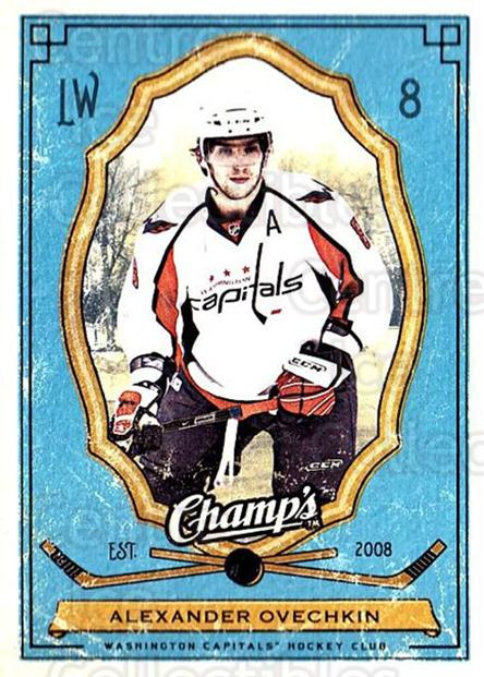 2009-10 Upper Deck Champs #96 Alexander Ovechkin<br/>2 In Stock - $2.00 each - <a href=https://centericecollectibles.foxycart.com/cart?name=2009-10%20Upper%20Deck%20Champs%20%2396%20Alexander%20Ovech...&price=$2.00&code=694289 class=foxycart> Buy it now! </a>