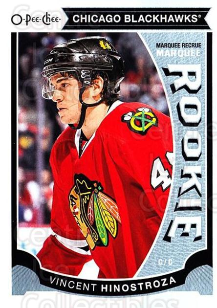 2015-16 O-Pee-chee Update #27 Vincent Hinostroza<br/>7 In Stock - $3.00 each - <a href=https://centericecollectibles.foxycart.com/cart?name=2015-16%20O-Pee-chee%20Update%20%2327%20Vincent%20Hinostr...&quantity_max=7&price=$3.00&code=694608 class=foxycart> Buy it now! </a>