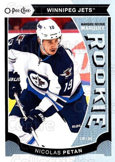 2015-16 O-Pee-chee Update #29 Nicolas Petan<br/>8 In Stock - $3.00 each - <a href=https://centericecollectibles.foxycart.com/cart?name=2015-16%20O-Pee-chee%20Update%20%2329%20Nicolas%20Petan...&quantity_max=8&price=$3.00&code=694610 class=foxycart> Buy it now! </a>