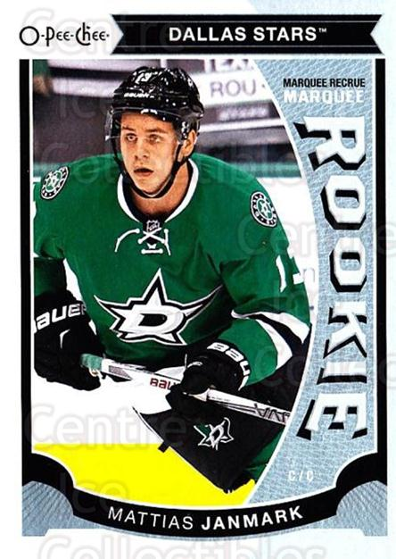 2015-16 O-Pee-chee Update #30 Mattias Janmark<br/>7 In Stock - $3.00 each - <a href=https://centericecollectibles.foxycart.com/cart?name=2015-16%20O-Pee-chee%20Update%20%2330%20Mattias%20Janmark...&quantity_max=7&price=$3.00&code=694611 class=foxycart> Buy it now! </a>