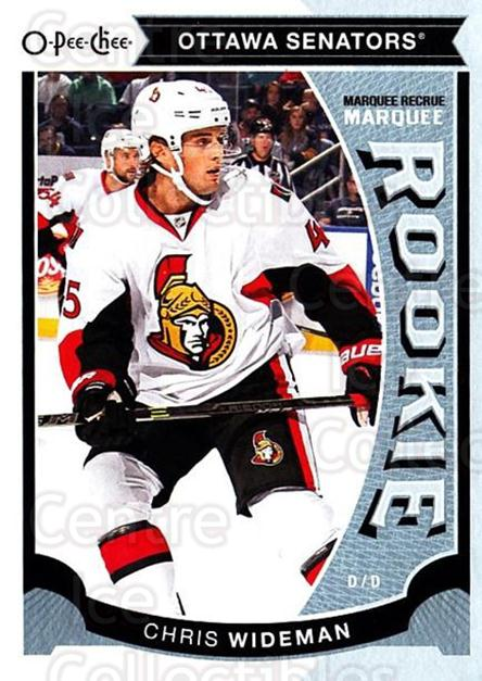 2015-16 O-Pee-chee Update #31 Chris Wideman<br/>9 In Stock - $3.00 each - <a href=https://centericecollectibles.foxycart.com/cart?name=2015-16%20O-Pee-chee%20Update%20%2331%20Chris%20Wideman...&quantity_max=9&price=$3.00&code=694612 class=foxycart> Buy it now! </a>