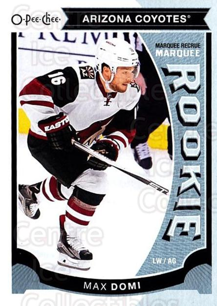 2015-16 O-Pee-chee Update #35 Max Domi<br/>7 In Stock - $3.00 each - <a href=https://centericecollectibles.foxycart.com/cart?name=2015-16%20O-Pee-chee%20Update%20%2335%20Max%20Domi...&quantity_max=7&price=$3.00&code=694616 class=foxycart> Buy it now! </a>