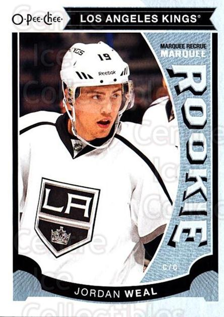 2015-16 O-Pee-chee Update #36 Jordan Weal<br/>8 In Stock - $3.00 each - <a href=https://centericecollectibles.foxycart.com/cart?name=2015-16%20O-Pee-chee%20Update%20%2336%20Jordan%20Weal...&quantity_max=8&price=$3.00&code=694617 class=foxycart> Buy it now! </a>
