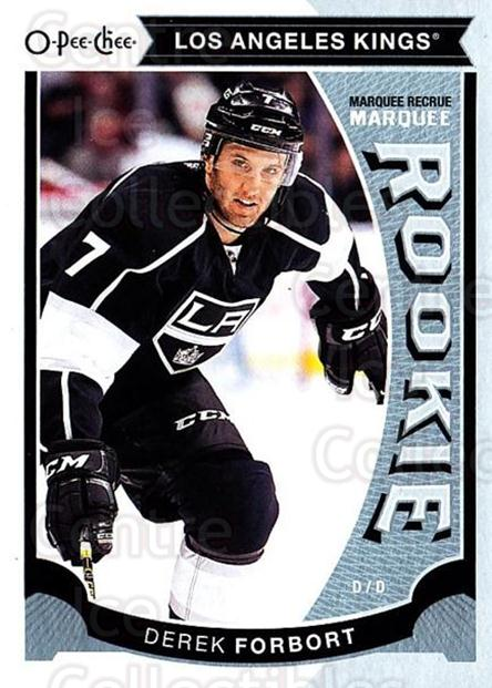 2015-16 O-Pee-chee Update #43 Derek Forbort<br/>8 In Stock - $3.00 each - <a href=https://centericecollectibles.foxycart.com/cart?name=2015-16%20O-Pee-chee%20Update%20%2343%20Derek%20Forbort...&quantity_max=8&price=$3.00&code=694624 class=foxycart> Buy it now! </a>