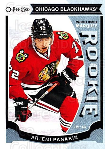 2015-16 O-Pee-chee Update #45 Artemi Panarin<br/>7 In Stock - $5.00 each - <a href=https://centericecollectibles.foxycart.com/cart?name=2015-16%20O-Pee-chee%20Update%20%2345%20Artemi%20Panarin...&quantity_max=7&price=$5.00&code=694626 class=foxycart> Buy it now! </a>