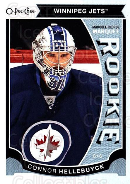 2015-16 O-Pee-chee Update #47 Connor Hellebuyck<br/>8 In Stock - $3.00 each - <a href=https://centericecollectibles.foxycart.com/cart?name=2015-16%20O-Pee-chee%20Update%20%2347%20Connor%20Hellebuy...&quantity_max=8&price=$3.00&code=694628 class=foxycart> Buy it now! </a>