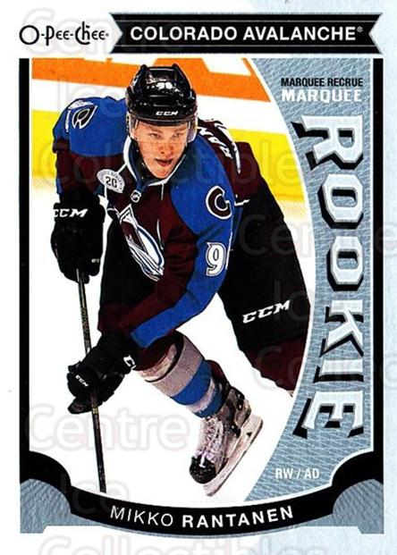 2015-16 O-Pee-chee Update #49 Mikko Rantanen<br/>17 In Stock - $5.00 each - <a href=https://centericecollectibles.foxycart.com/cart?name=2015-16%20O-Pee-chee%20Update%20%2349%20Mikko%20Rantanen...&quantity_max=17&price=$5.00&code=694630 class=foxycart> Buy it now! </a>