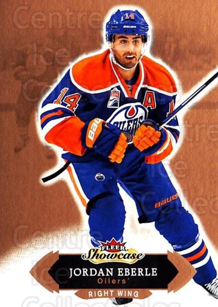 2016-17 Fleer Showcase #11 Jordan Eberle<br/>5 In Stock - $1.00 each - <a href=https://centericecollectibles.foxycart.com/cart?name=2016-17%20Fleer%20Showcase%20%2311%20Jordan%20Eberle...&quantity_max=5&price=$1.00&code=694732 class=foxycart> Buy it now! </a>